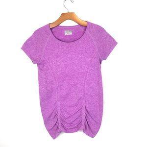 😻ATHLETA Medium Violet Purple fastest track top